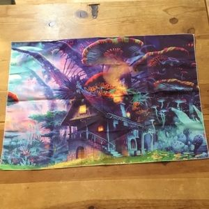 """3 for $15💥 Small Tapestry 19""""X27"""". Never Used"""